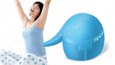 小蓝象孕妇排汗睡衣