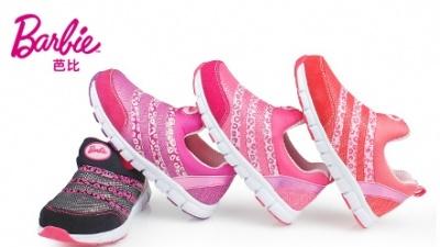 芭比瑭童鞋自主生产的健康、舒适的有氧健康机能鞋