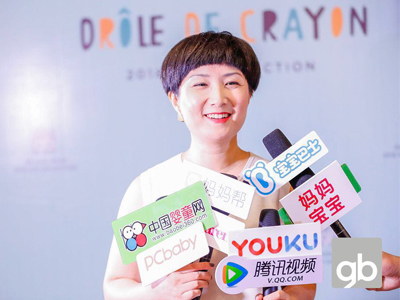 GB KIDS好孩子服饰事业部总经理郭东:努力打造又一个10亿品牌