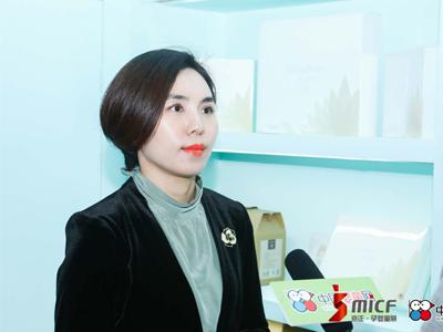 中国婴童网专访韵味妈妈王辉:黄金三角修复理论 给妈妈精致的呵护