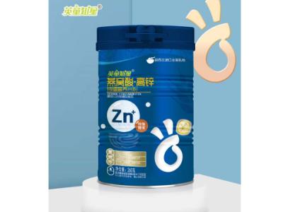 辅食市场大热 英童知星益生菌+燕窝酸两款米粉系列产品 让爱动起来
