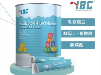 新品首发!艾贝斯SLG乳铁蛋白配方升级,免疫风暴来袭!
