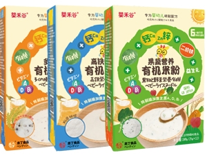 本丁婴禾谷辅食系列产品大力招商了:婴标品质 值得信赖!!!