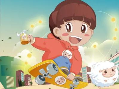 晓瑷同学携手中婴网推进新消费触达   开启儿童奶粉赛道新营销模式