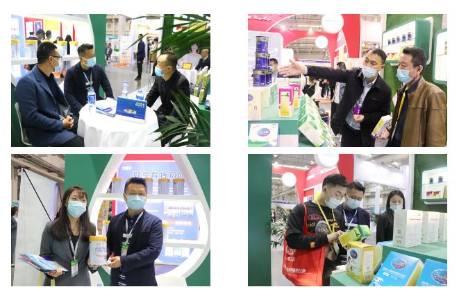 携手合作,共创未来|卡倍多惊艳亮相第十八届北京健康产业春季博览会