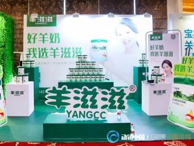 羊滋滋亮相动销中国·江西站 以不俗表现收获满满