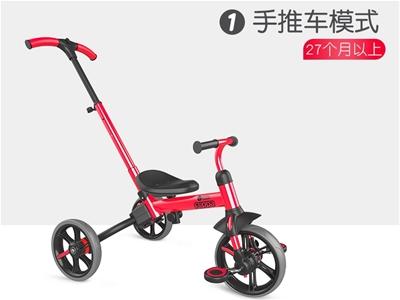 儿童推车招商|Y‧Volution菲乐骑Velo系列Flippa多功能型推车,让出行更简单!