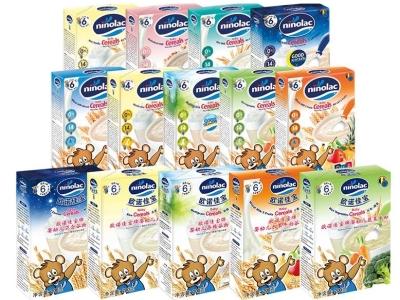 欧诺佳宝婴幼儿米粉 源自比利时的高品质承诺