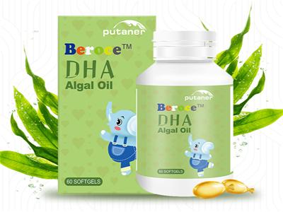 速来围观get,班兰喜DHA藻油软胶囊,集颜值和品质于一身