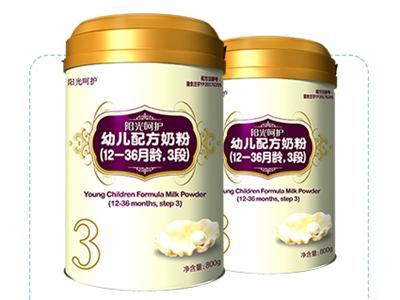 OPO+乳铁蛋白婴配粉招商丨爱可丁阳光呵护值得选购