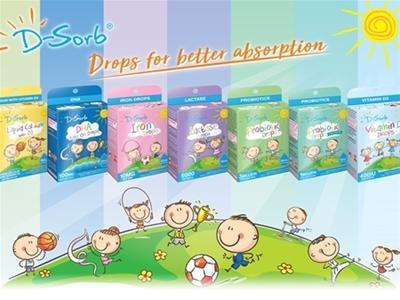 滴适宝营销页正式上线 | 新生宝宝营养强势来袭 超全视角统观品牌实力