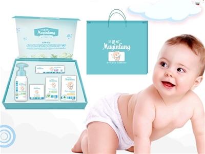 开学季即将来临!沐茵坊婴幼儿草本护理套装,给宝宝全面的贴心呵护