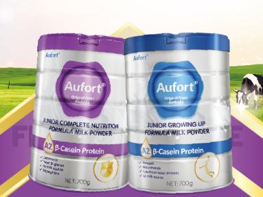 澳赋特A2蛋白儿童奶粉,与您一起体验鲜纯营养
