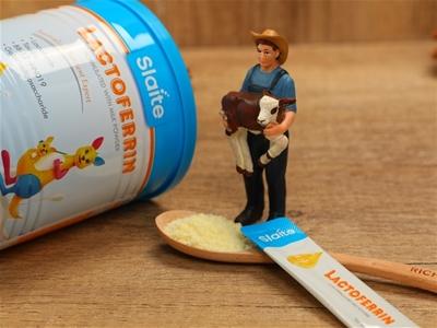 换季乳铁蛋白选购宝妈必看!新西特高端乳铁蛋白新品-花袋鼠系列拆箱实验大公开