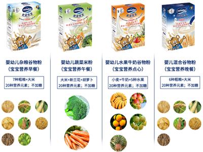 婴幼儿米粉市场大热|欧诺佳宝米粉,天然健康好选择