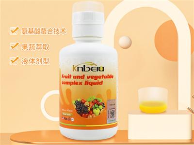 复合维生素市场发展迅猛 肯贝优多维复合饮液16种营养素加码