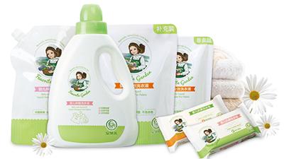 安贝儿婴幼儿洗衣清洁用品