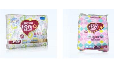 爱心妈妈婴儿纸尿裤