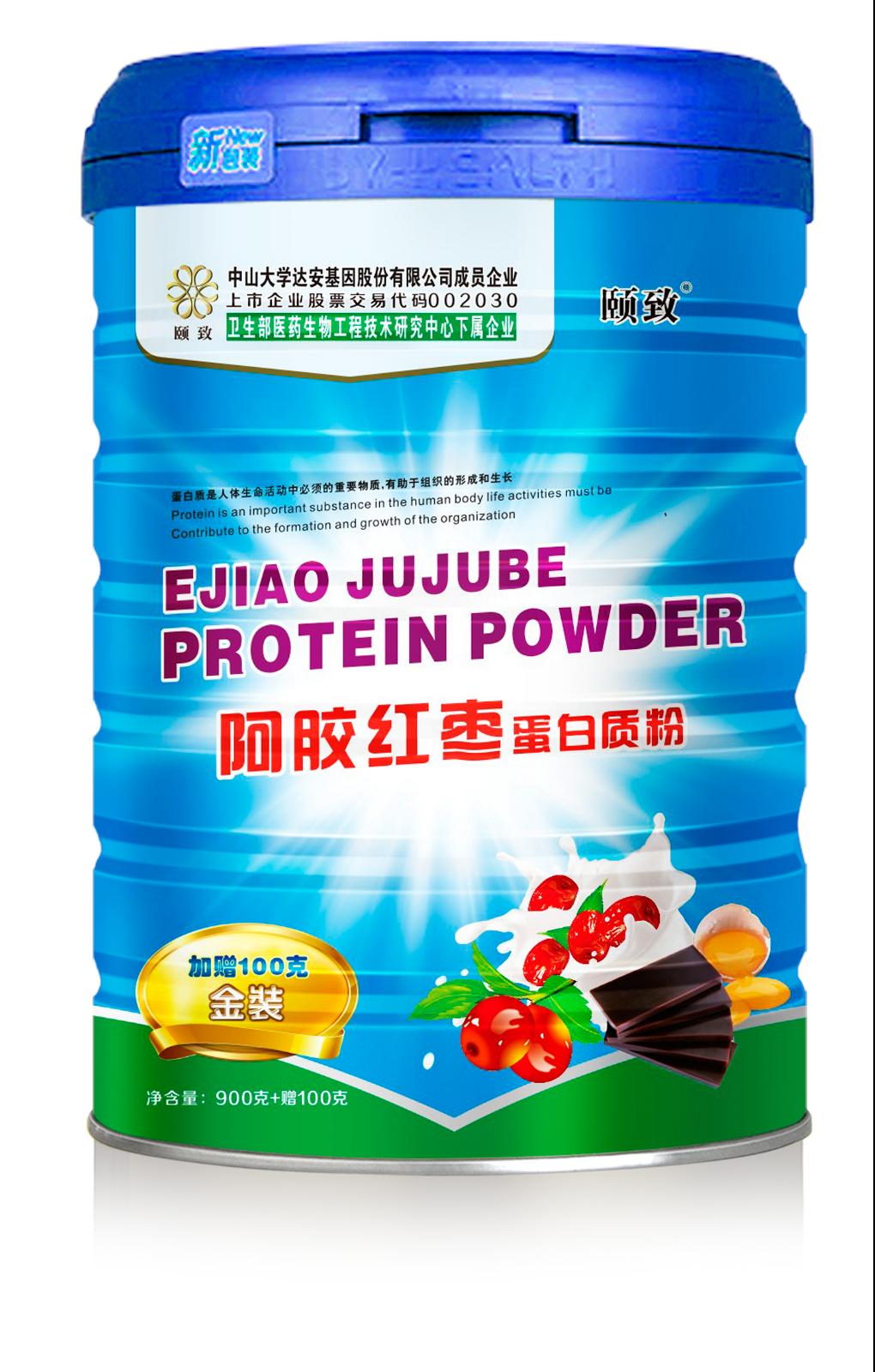颐致阿胶红枣蛋白质粉