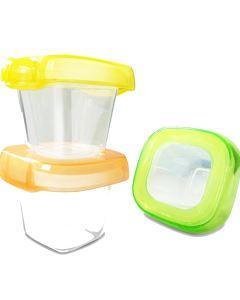 Rumbletuff(瑞宝多)丨便携辅食盒