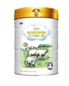 朵恩幼儿配方羊奶粉