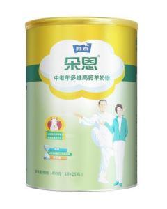 朵恩中老年多维高钙羊奶粉