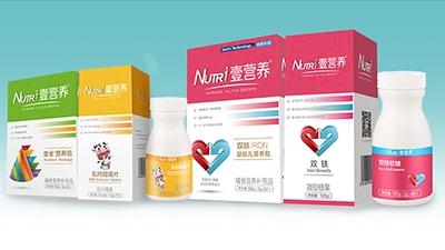 Nutri壹营养基础营养食品系列