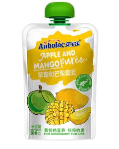 安宝乐 苹果芒果果泥