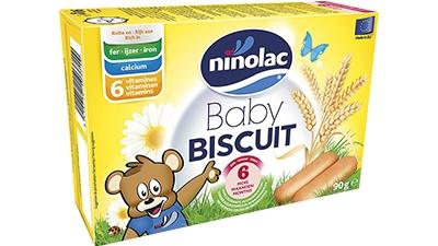 欧诺佳宝婴幼儿饼干