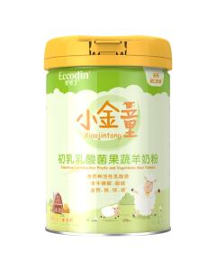 小金童初乳乳酸菌果蔬羊奶粉