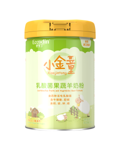 小金童乳酸菌果蔬羊奶粉