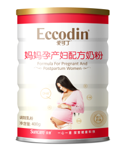 爱可丁孕产妇配方奶粉