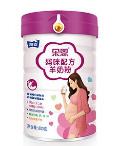 朵恩孕妇配方羊奶粉
