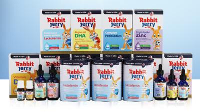 小兔杰瑞营养食品系列
