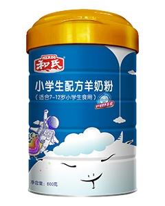 和氏小学生配方羊奶粉