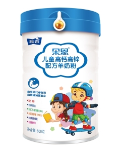朵恩儿童高钙羊奶粉