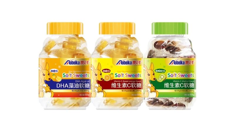 澳贝卡软糖系列