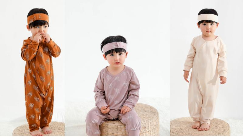 贝蒂卡密连体婴儿哈衣/爬服系列