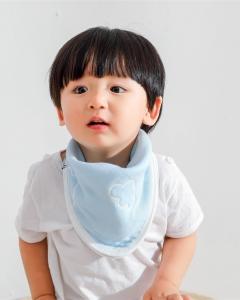 贝蒂卡密口水巾(蓝)