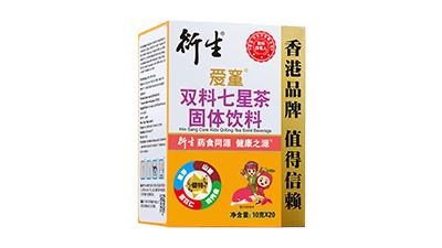 香港衍生七星茶系列