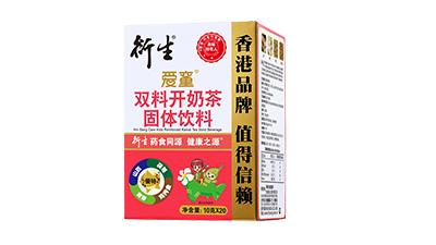 衍生开奶茶系列
