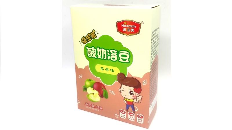 纽滋美鲜果小溶豆系列