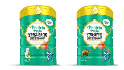 欧贝可蛋白粉固体饮料系列