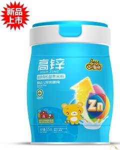 小淘熊高锌有机营养米粉(小听装)