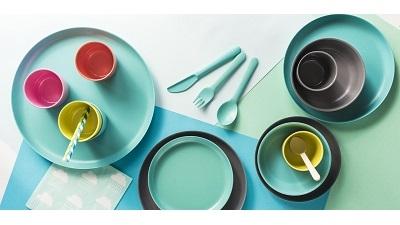 爱可博儿童餐具系列