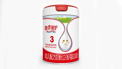 天山珍润春芽蓓护(乳铁蛋白)婴幼儿配方奶粉系列