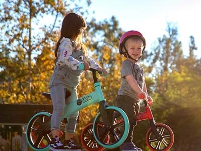 儿童平衡车招商|宝宝绚烂童年 Y·Volution菲乐骑来守护