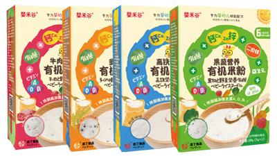 婴童零辅食招经销 本丁婴禾谷系列产品,热点品类,婴标品质,速来get!